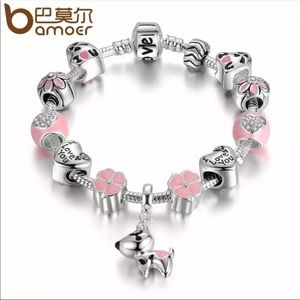 Jewelry - Puppy Charm Bracelet